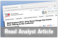 Read Analyst Article
