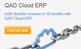 QAD On Demand Cloud ERP Software
