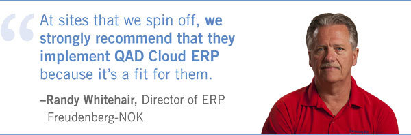 Cloud ERP Software with Global Support