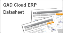 Download the QAD Cloud ERP Datasheet