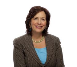 QAD President Pam Lopker