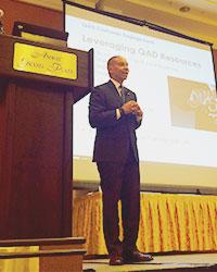 QAD User Groups - Ed Boclair