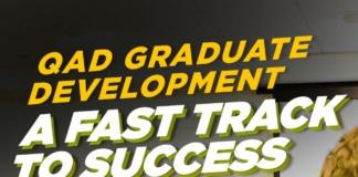 QAD Graduate Development Program Feature