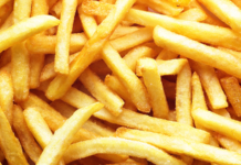 manufacturing fries