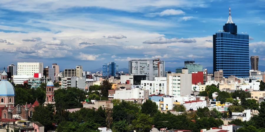 QAD Team in Mexico City