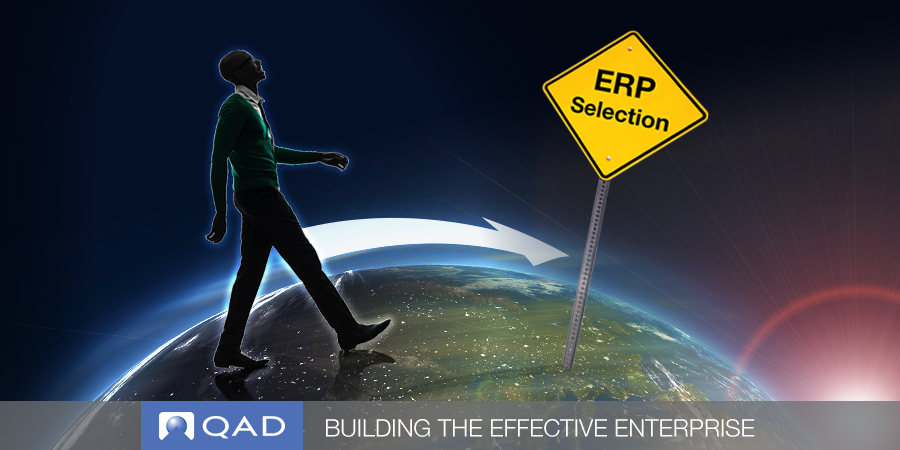 ERP Selection Header
