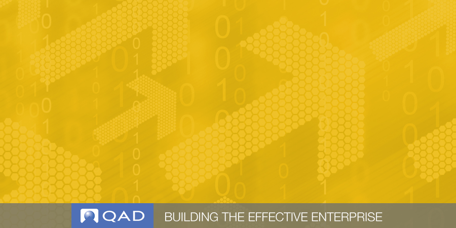 ERP System Header