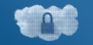 cloud, lock, sky, blue