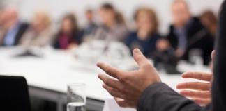user group, presentation, hands, community