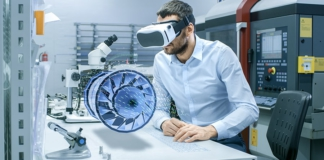 VR, virtual reality, AR, augmented reality