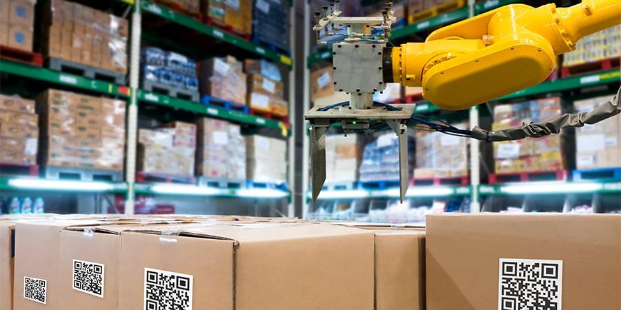 graph, warehousing supply chain