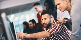 QAD enterprise platform, hackathon, QAD teamwork, channel islands, code