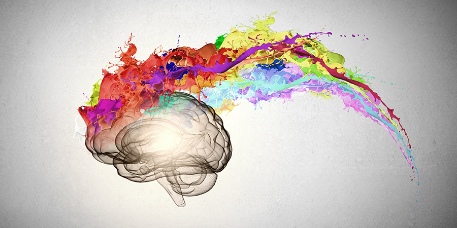 brain, creative, colors, innovation, workplace