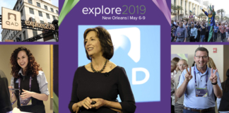 qad explore, explore, what you missed, 2019