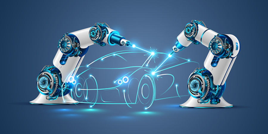 robotics, robotic process automation, automotive, silicon valley, detroit