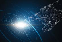 finger, point, space, innovation, market success