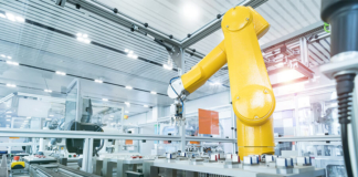 smart manufacturing, robotic process automation, robot, assembly line, manufacturing