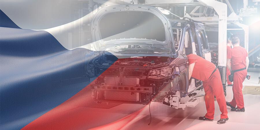 Czech Republic, doing business, manufacturing