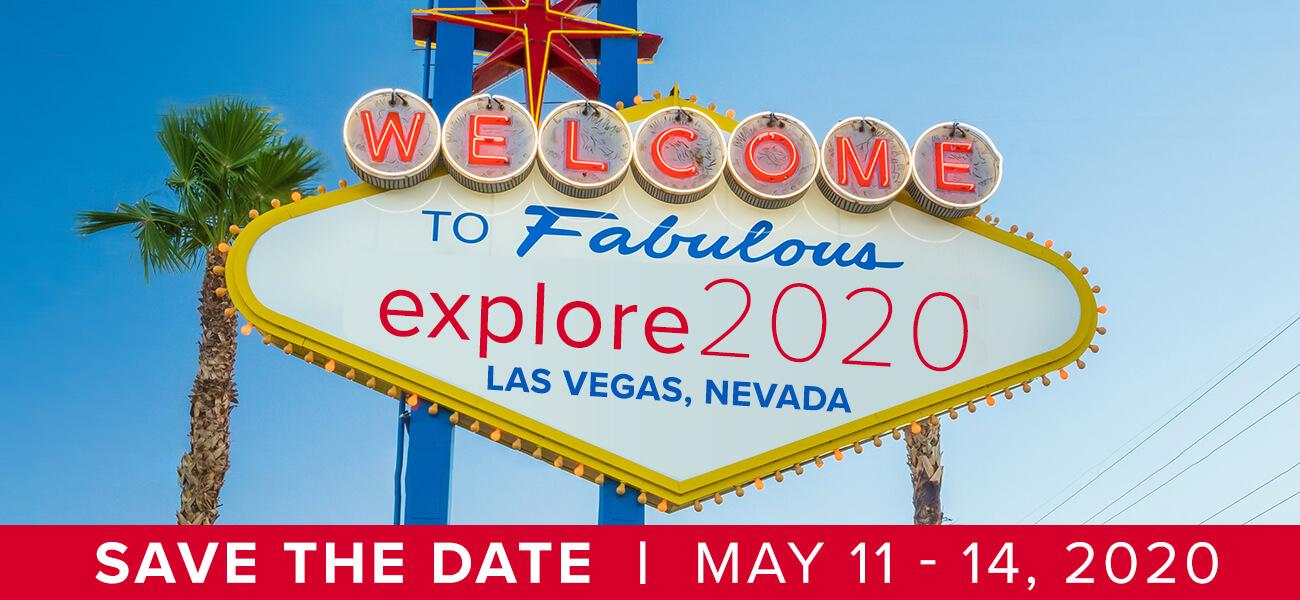 Explore, QAD Explore, Las Vegas, Explore 2020, customer conference, Save the Date