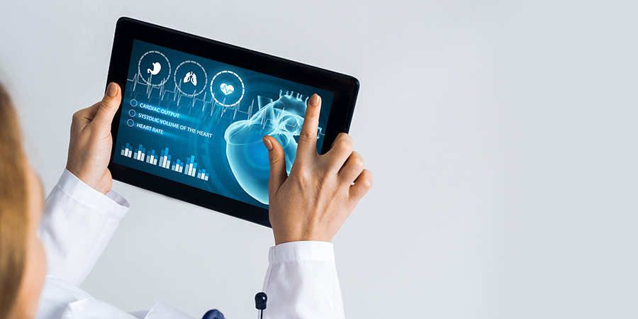 tablet, patient-centered care, doctor, diagnosis