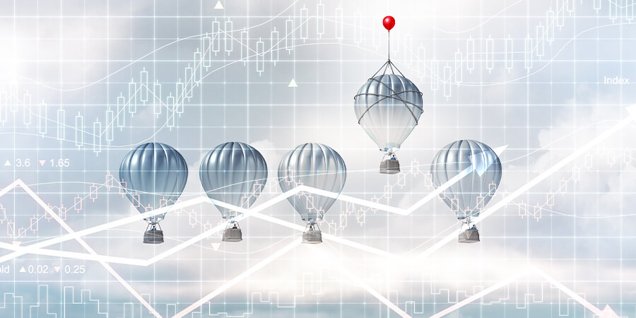 competitive advantage, hot air balloons, adaptive ERP, ERP, industry change