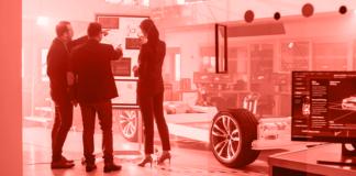 blockchain, automotive, change