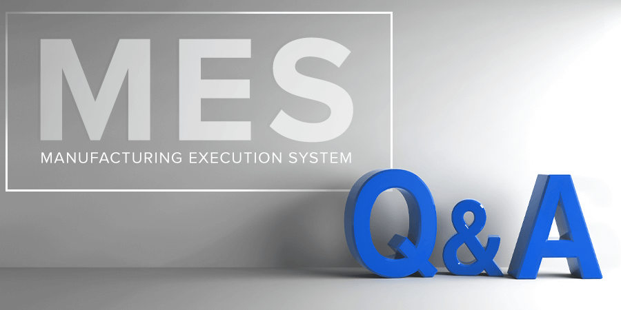 mes, erp, production execution, manufacturing execution system