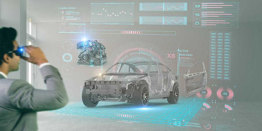 industrial assets, digital twin, asset maintenance