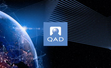 QAD Tomorrow, virtual event, manufacturing, supply chain