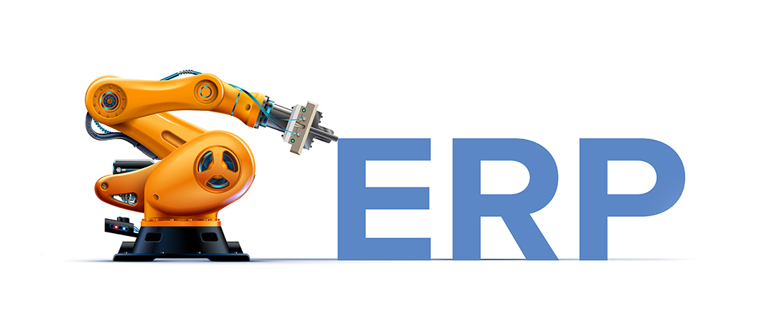 Manufacturing ERP solutions.